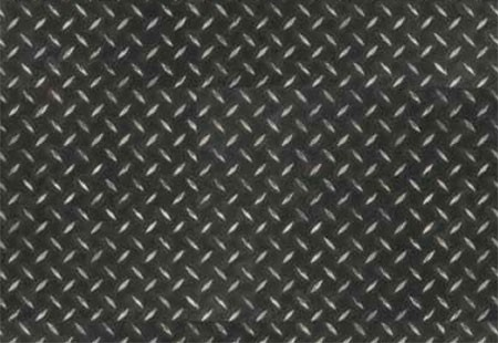 Black Treadplate