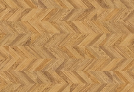 Golden Chevron Parquet