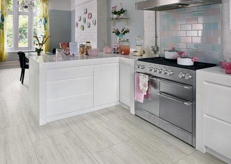 Kitchen Vinyl Flooring - Vinyl Kitchen Flooring for ...