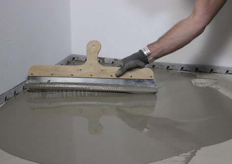 Vinyl Floor Leveller | Self Levelling Compound | Concrete Levelling