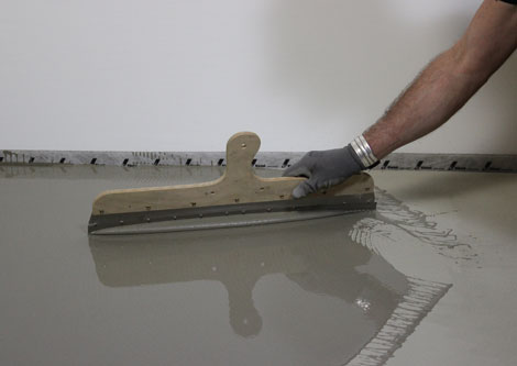 Vinyl Floor Leveller | Self Levelling Compound | Concrete