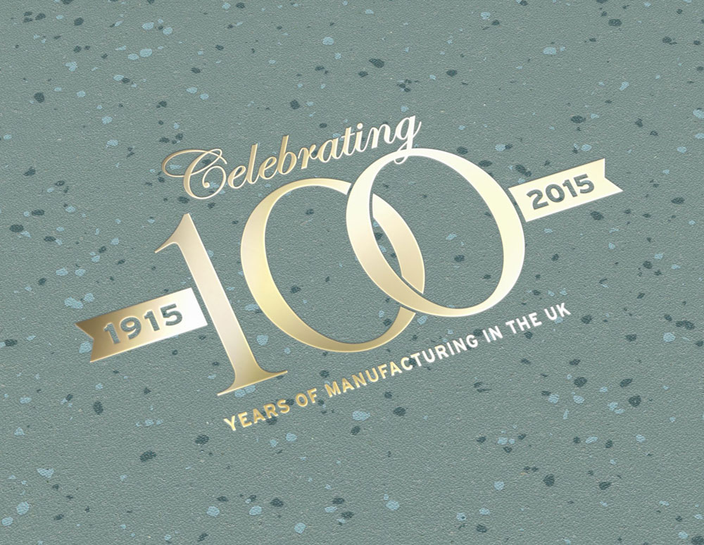 Polyflor celebrates 100 years of manufacturing in Manchester