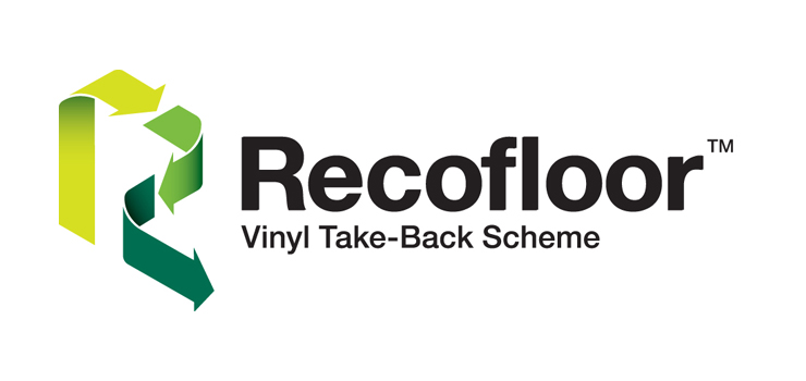 Every piece counts. How our Recofloor recycling program allows us to reduce, reuse and recycle vinyl flooring.