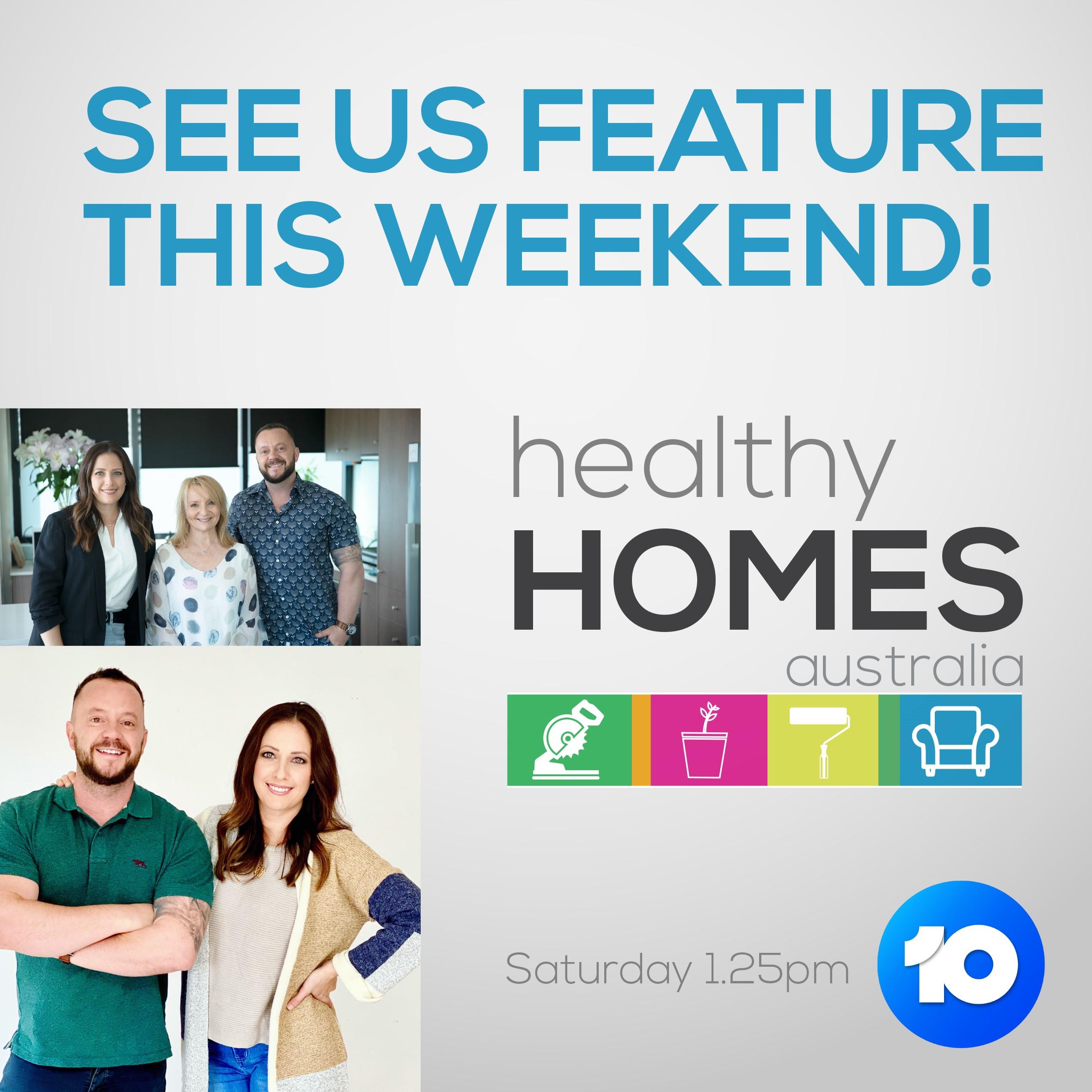 Healthy Homes Australia- Dawn in the City
