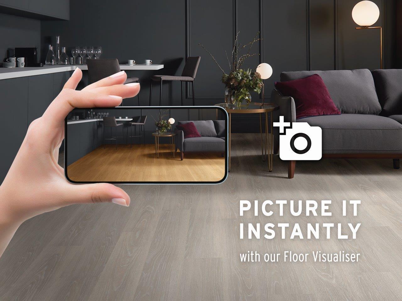 New Floor Visualiser!